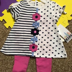 12 month old baby girl outfit